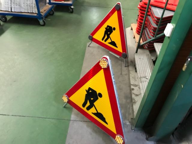 señales de obras